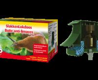 Boîte anti-limaces contre limaces