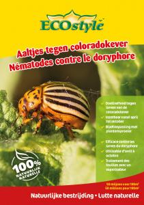 Nématodes contre les larves du doryphore