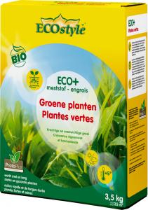 Plantes vertes ECO+ engrais