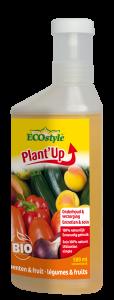 PlantUp entretien et soin pour légumes et aromats