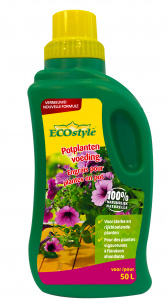 Engrais pour plantes en pot 500 ml