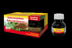 Recharge Boîte anti-limaces contre limaces