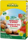 Pommes de terre & Tomates ECO+ engrais