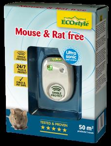 Mouse & Rat free 50 m²