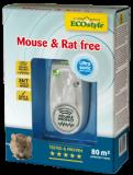 Mouse & Rat free 80 m²