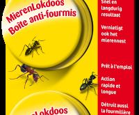 Beschermen tegen mieren en luizen