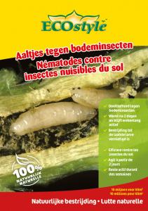 Aaltjes tegen schadelijke bodeminsecten in de moestuin