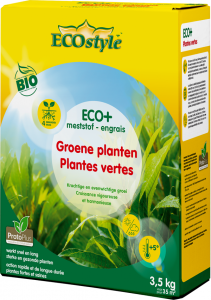 Groene planten ECO+ meststof