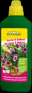 Vloeibare Plantenvoeding Terras en Balkon