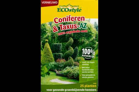 100% natuurlijke ECOstyle Coniferen & Taxus-AZ voor je heesters