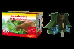 SlakkenLokdoos tegen slakken