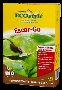 Slakken bestrijden met Escar-Go