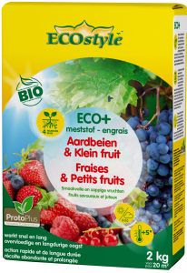 Aardbeien & Klein fruit ECO+ meststof