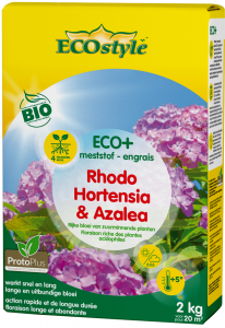 Rhodo, Hortensia & Azalea ECO+ meststof