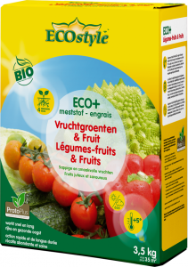 Vruchtgroenten & Fruit ECO+ meststof