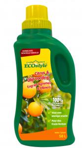 Citrus & Olijf voeding 500 ml