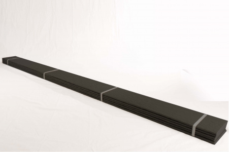 ECO-Bordure Lat (zwart)